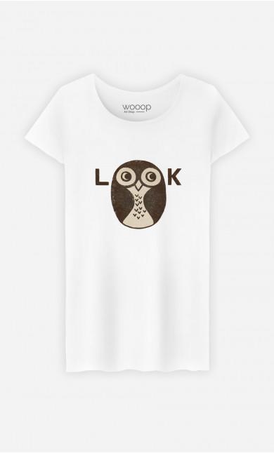Woman T-Shirt Look