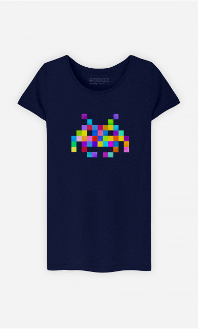 Woman T-Shirt Mothership
