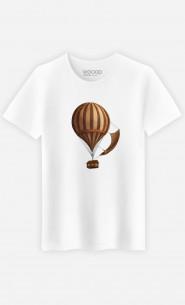 Man T-Shirt Departure