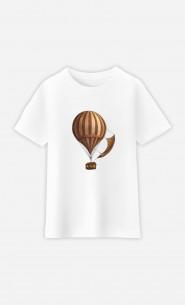 Kid T-Shirt Departure