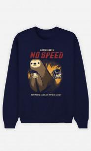 Woman Sweatshirt No Speed