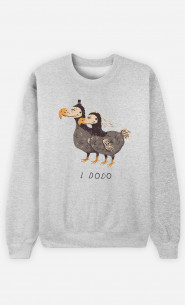 Man Sweatshirt I Dodo