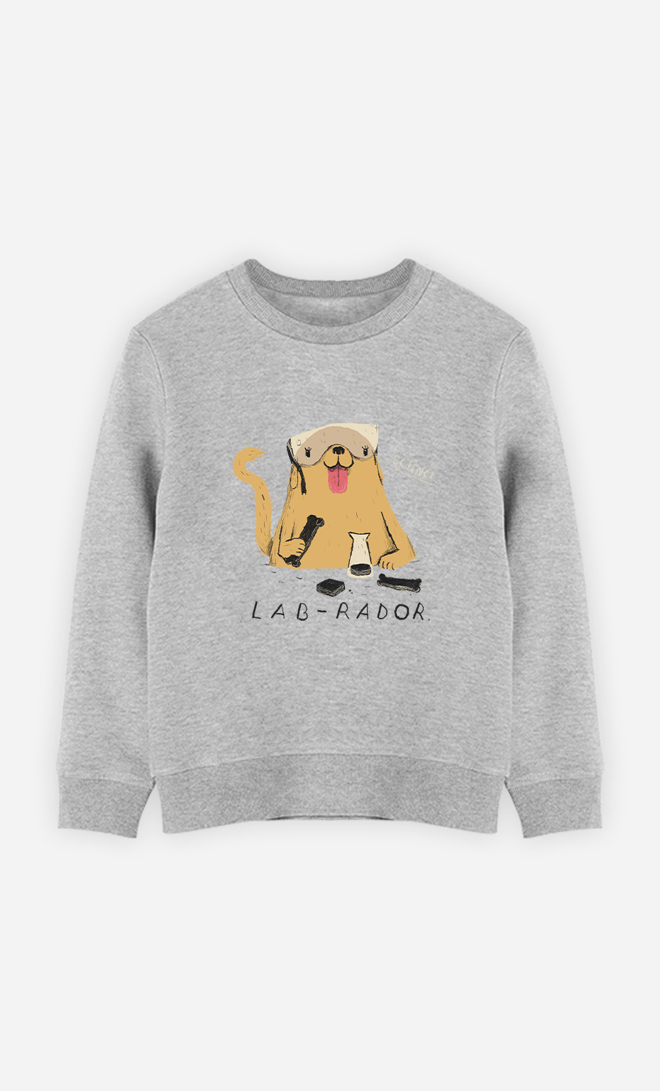 Kid Sweatshirt Labrador