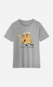 Kid T-Shirt Labrador