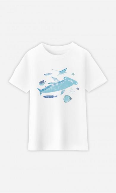 Kid T-Shirt Mc Hammer Head
