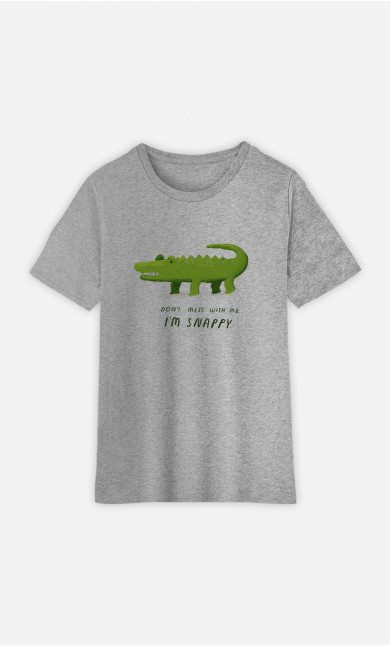 Kid T-Shirt Snappy