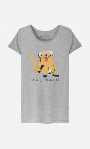 Woman T-Shirt Labrador