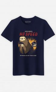 Man T-Shirt No Speed