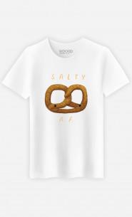 Man T-Shirt Salty Af