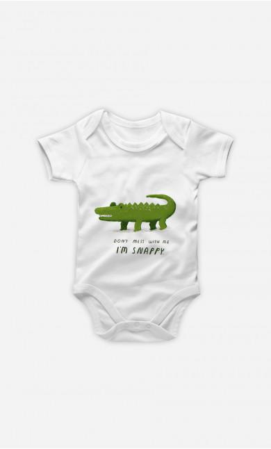 Baby Bodysuit Snappy