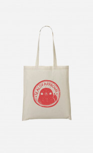 Tote Bag Seal Of Approval