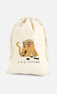 Cotton Bag Labrador