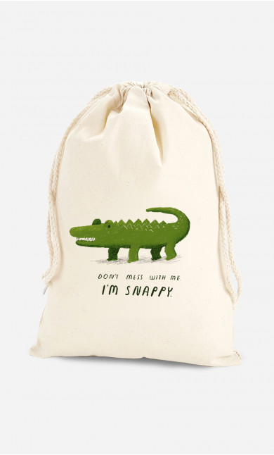 Cotton Bag Snappy