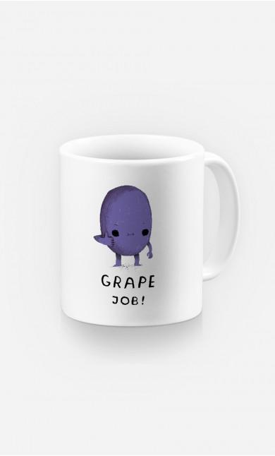 Mug Grape Job