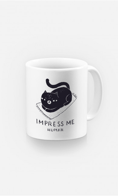 Mug Impress Me Human