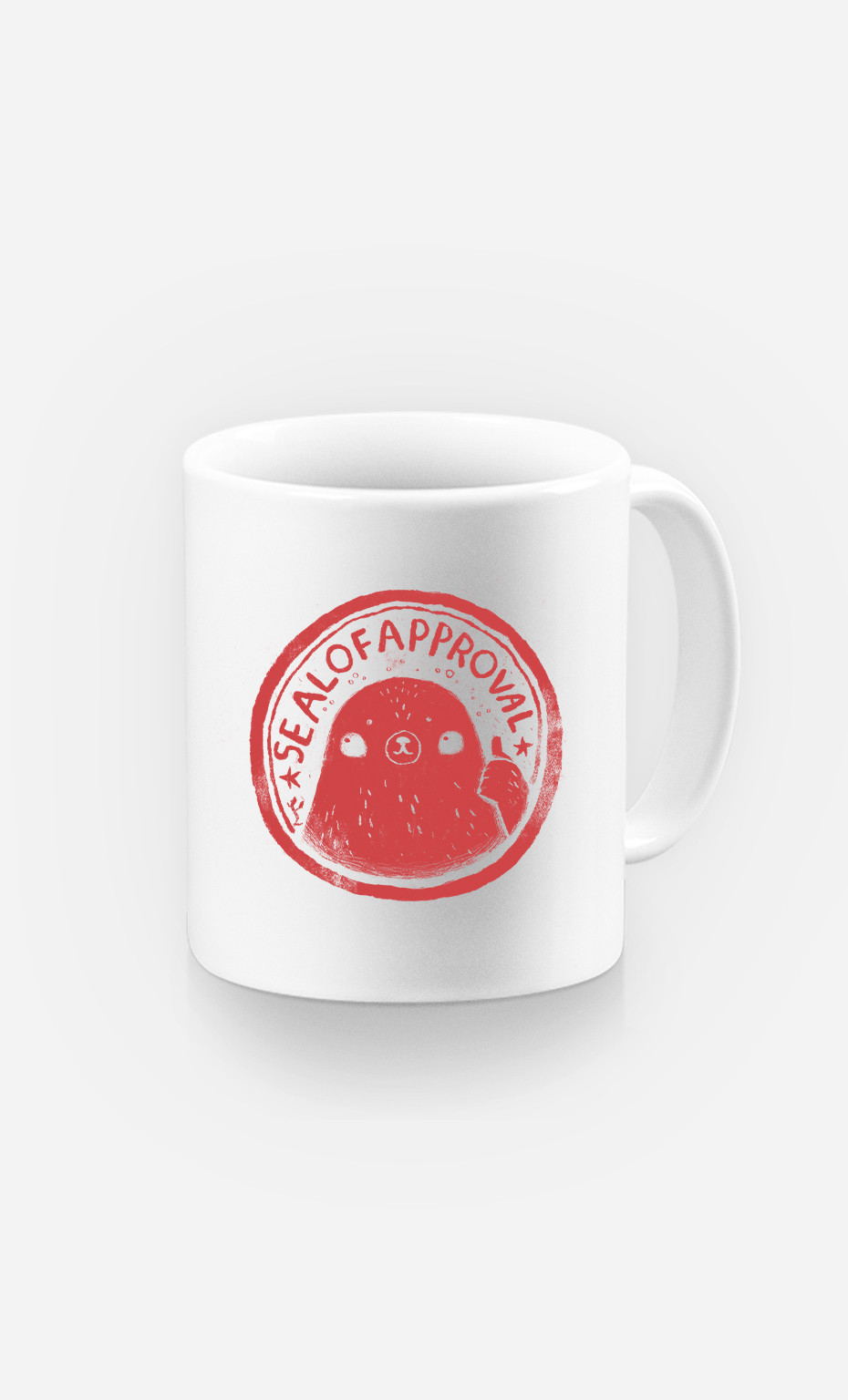 Mug Seal Of Approval