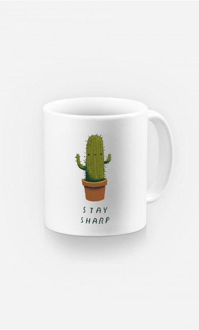 Mug Stay Sharp