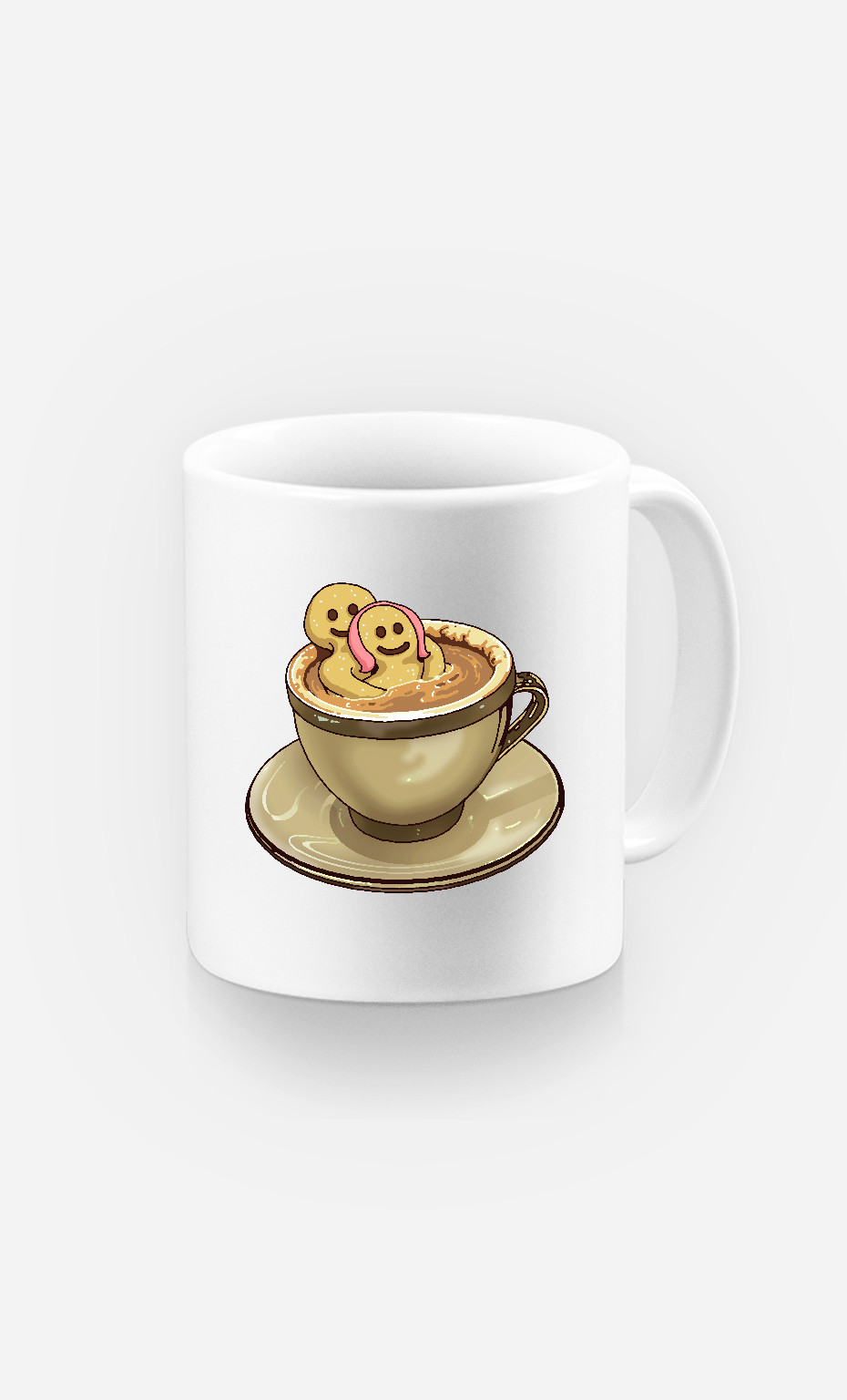 Mug Soak In Love