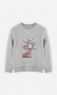 Kid Sweatshirt Zen