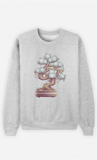 Man Sweatshirt Zen