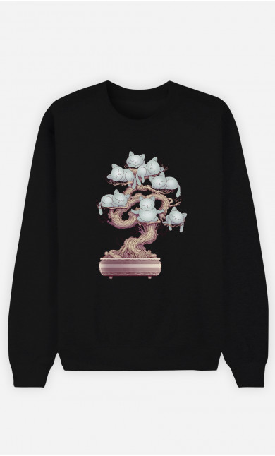 Woman Sweatshirt Zen