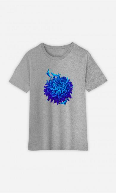 Kid T-Shirt Sea Flower