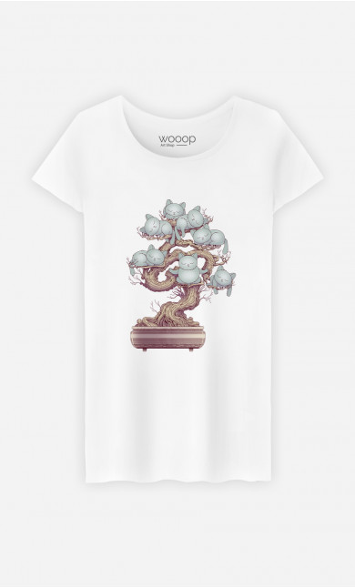 Woman T-Shirt Zen