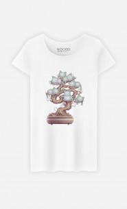 Woman T-Shirt Zen