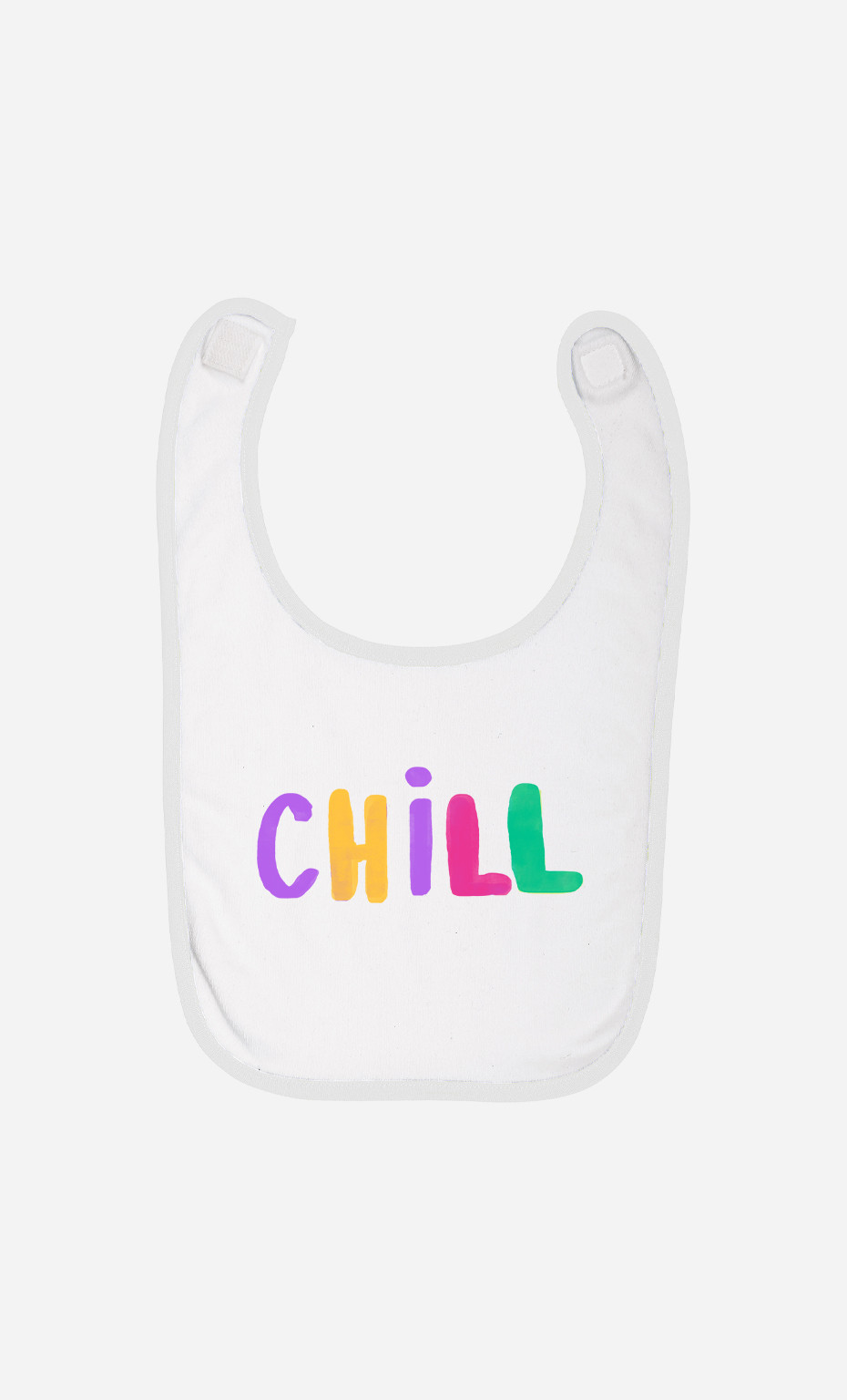 Baby Bib Chill