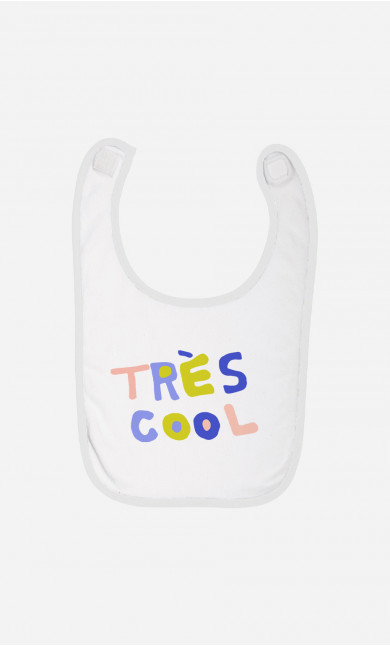 Baby Bib Tres Cool