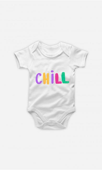Baby Bodysuit Chill