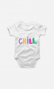 Baby Bodysuit Chill