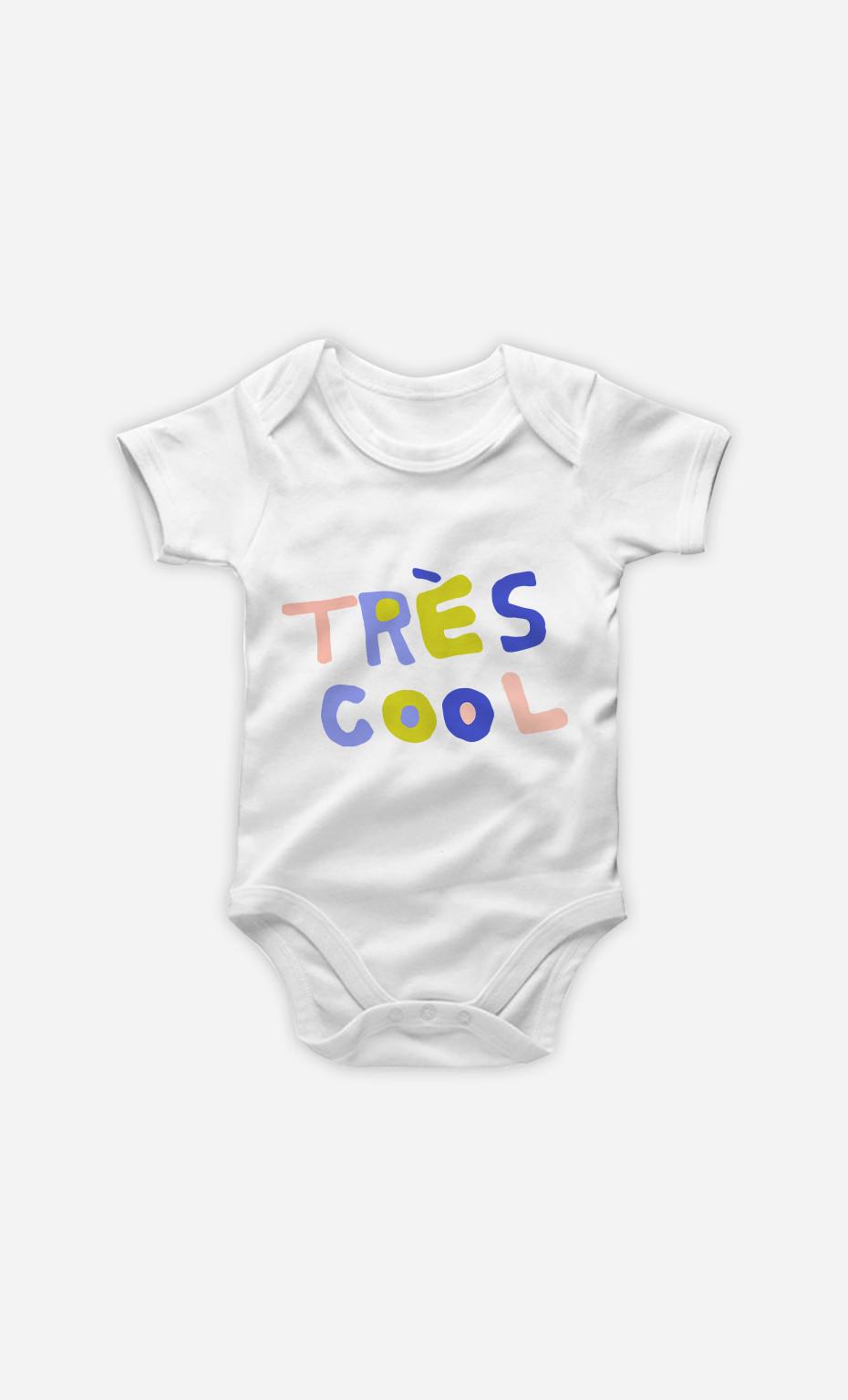 Baby Bodysuit Très Cool