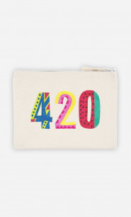 Cotton Pouch 420