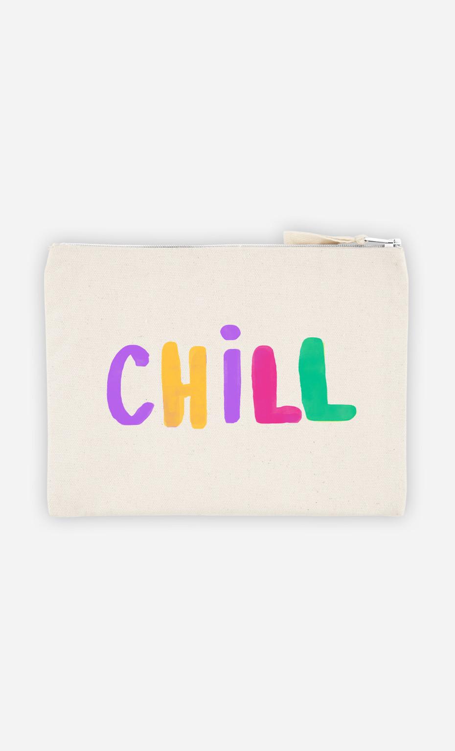 Cotton Pouch Chill