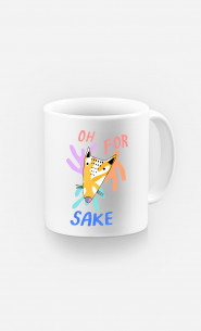 Mug For Fox Sake