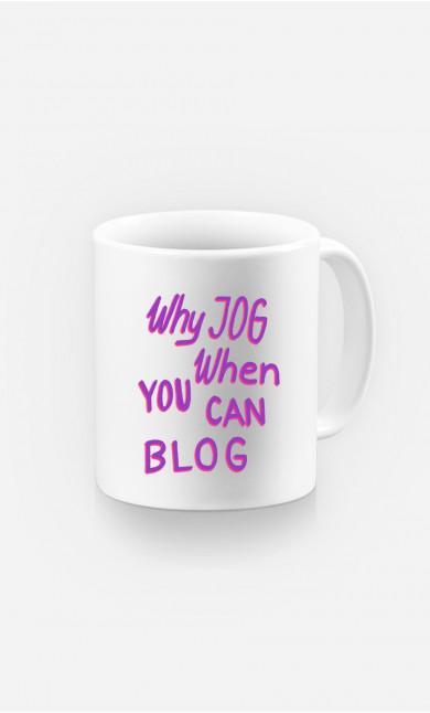 Mug Why Jog