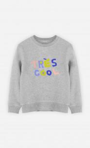 Kid Sweatshirt Très Cool