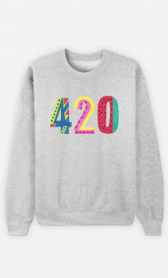 Man Sweatshirt 420