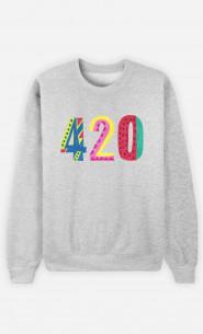 Man Sweatshirt 420