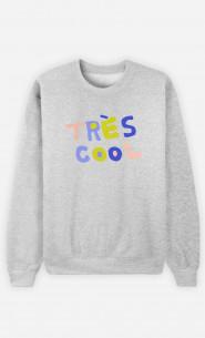 Man Sweatshirt Tres Cool