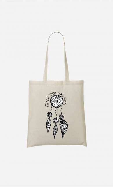 Tote Bag Catch Your Dreams