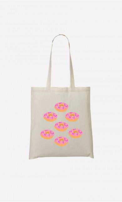 Tote Bag Donuts