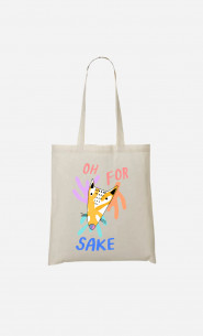 Tote Bag For Fox Sake