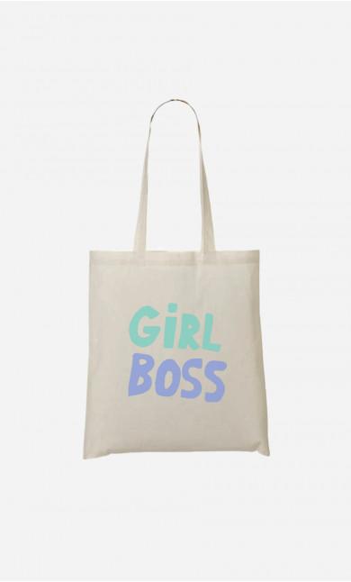 Tote Bag Girl Boss