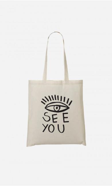 Tote Bag See You