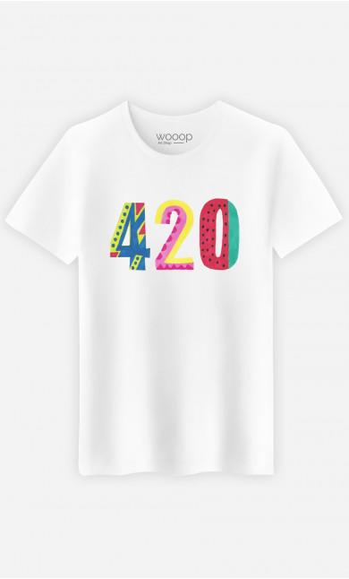 Man T-Shirt 420