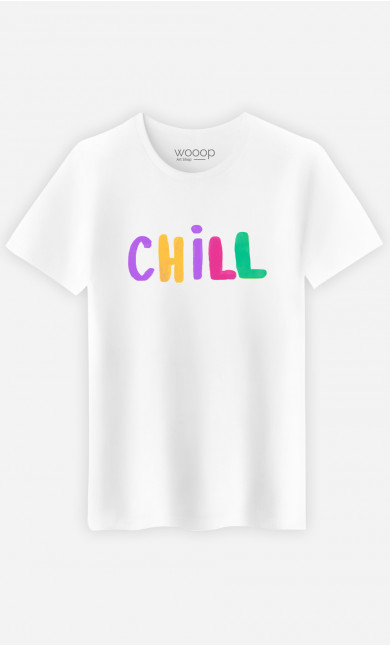 Man T-Shirt Chill