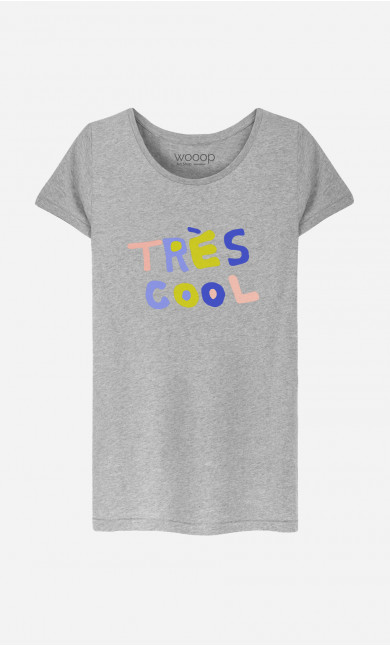Woman T-Shirt Tres Cool