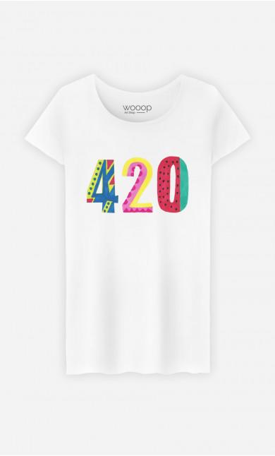 Woman T-Shirt 420